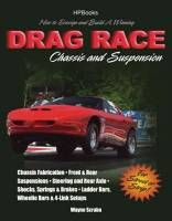 HP Books - How To Design A Drag Race Chassis - Image 2