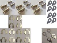 "Hardware and Fasteners - Stage 8 Locking Fasteners - Stage 8 Header Bolt Kit - 12pt. 5/16-18 x 1"" (12)"