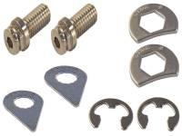 "Exhaust System - Stage 8 Locking Fasteners - Stage 8 Header Bolt Kit - 6pt. 3/8-16 x 1"" (2)"