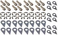Exhaust System - Stage 8 Locking Fasteners - Stage 8 Header Bolt Kit - 6pt. 8mm-1.25 x 22mm (16)