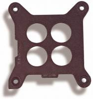 """Gaskets and Seals - Holley Performance Products - Holley Base Gasket - 1-9/16"""" Bore Size"""