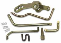 Carburetor Service Parts - Throttle Plate & Linkage - Edelbrock - Edelbrock Performer Series Carburetor Linkage Kit - Includes 7 Links/6 Retaining Clips