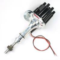 PerTronix Performance Products - PerTronix SB Ford 351W Billet Distributor w/ Black Cap - Image 1