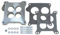 Trans-Dapt Performance - Trans-Dapt Carburetor Adapter - Holley 4 bbl. Carburetor To 460 Ford Autolite Manifold - Image 1