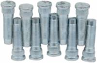 "Wheel Studs - 1/2""-20 Wheel Studs - Moser Engineering - Moser 1/2""-20 x 1-3/4"" Wheel Studs 10 Pack .615"" Knurl"