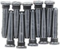 Brake System - Moser Engineering - Moser Wheel Stud Kit (10) 1/2-20 x 3 w/ .625 Knurl