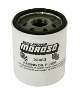Oil Filters - Spin-On - Moroso Racing Oil Filters - Moroso Performance Products - Moroso Racing Oil Filter