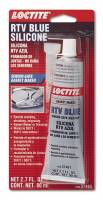 Sealers, Gasket Makers and Adhesives - RTV, Silicone Sealers & Gasket Makers - Loctite - Loctite RTV Blue Silicone Sensor Safe 80ml/2.7oz