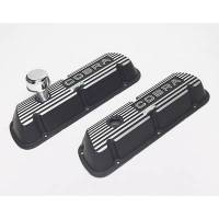 Ford Racing - Ford Racing SB Ford Black Crinkle Valve Covers - Image 2