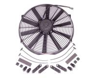 "Electric Fans - Proform Electric Fans - Proform Performance Parts - Proform Bowtie Electric Cooling Fan - 16"" Diameter"
