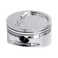 Sportsman Racing Products - SRP SB Chevy 400 Dished Piston Set 4.165 Bore -21cc - Image 1
