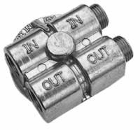 Trans-Dapt Performance - Trans-Dapt 90 Degree Oil Filter Bypass Adapter - 18mm x 1.5 Threads