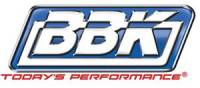 BBK Performance - Full Length Headers - Small Block Ford Headers