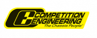 Competition Engineering - Chassis & Suspension - Chassis Tabs & Brackets