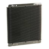 "Oil and Fluid Coolers - Fluid Coolers - B&M - B&M SuperCooler 11"" x 11"" x 1.5"""