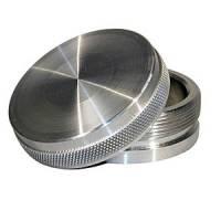 Meziere Enterprises - Meziere 2.5 Filler Cap & Bung - Weld-In - Image 2