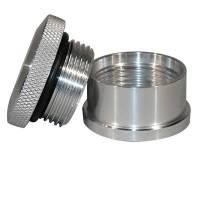 Meziere Enterprises - Meziere 1.75 AluminumCap & Aluminum Bung Assembly - Image 2