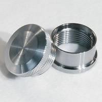 Meziere Enterprises - Meziere 1.75 AluminumCap & Steel Bung Assembly - Image 2
