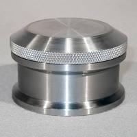 Meziere Enterprises - Meziere 2.5 Pro Filler Cap & Bung - Weld-In - Image 2