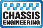 Safety Equipment - Chassis Engineering - Chassis Engineering Funny Car Window Net Mount