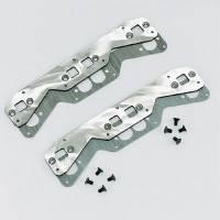 Header Components and Accessories - Header Flanges - Hedman Hedders - Hedman Hedders SB Chevy Inner Flanges