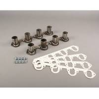 Header Components and Accessories - Header Flanges - Hedman Hedders - Hedman Hedders Hedder Flange Kit w/ Stubs - BB Chrysler