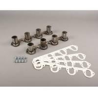 Header Parts & Accessories - Header Flanges - Hedman Hedders - Hedman Hedders Hedder Flange Kit w/ Stubs - BB Chrysler