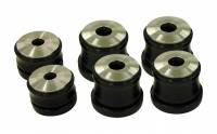 Installation Accessories - Body Mount Bushings - Detroit Speed Engineering - Detroit Speed Engineering Solid Body Mount Kit - 67-69 F-Body/68-74 Nova - Stock Height Mounts