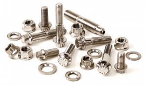 Hardware and Fasteners - Engine Hardware and Fasteners - Accessory Bolts and Studs