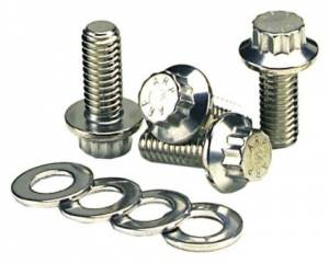 "1/4""-28 Stainless Steel Bolts"