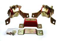 Energy Suspension - Energy Suspension Motor and Transmission Mount Kit - Red - Image 3