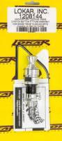 Lokar - Lokar Anchor-Tight Transmission Dipstick Bottom Fitting Assembly - TH-350/400 Transmission - Image 3