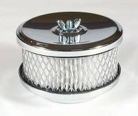 "Mr. Gasket - Mr. Gasket Deep-Dish Air Cleaner - 4"" Diameter - Image 3"