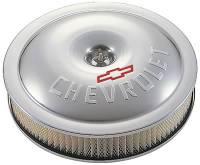 "Proform Parts - Proform 14"" Air Cleaner - Clear Anodized Aluminum - Image 3"