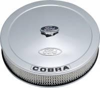 "Air & Fuel System - Proform Performance Parts - Proform Air Cleaner - Ford Cobra Emblem - 13"" Diameter"