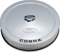 "Proform Performance Parts - Proform Air Cleaner - Ford Cobra Emblem - 13"" Diameter - Image 3"