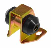 Drivetrain - Prothane Motion Control - Prothane Transmission Mount Kit - Black