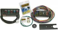 Painless Performance Products - Painless Performance Race Only Chassis Harness w/Switch Panels - 10 Circuits - Image 2