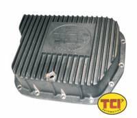 TCI Automotive - TCI 727/A518 Cast Aluminum Deep Transmission Pan - Image 1
