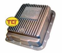 TCI Automotive - TCI 700R4/ 4L60E Cast Aluminum Deep Pan - Image 1