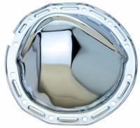 Drivetrain - Trans-Dapt Performance - Trans-Dapt Differential Cover - Chrome - GM 12 Bolt Intermediate