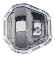 Ford F-150 Drivetrain - Ford F-150 Differential Covers - Trans-Dapt Performance - Trans-Dapt Differential Cover Kit - Chrome - Includes Bolts and Gasket