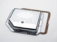 B&M - B&M Chrome Deep Transmission Pan For GM TH 350 and TH 250 Transmissions - Image 4