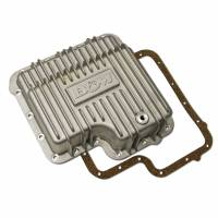 Automatic Transmissions and Components - Automatic Transmission Pans - B&M - B&M Cast Deep Transmission Pan For C6 Transmission Ford, Lincoln, Mercury