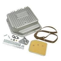 B&M - B&M Chrome Transmission Deep Pan GM TH700R4 4L60  1982 to 1993 - Image 3