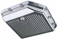 Drivetrain - Trans-Dapt Performance - Trans-Dapt Aluminum Transmission Pan - GM TH-350