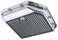 Drivetrain - Trans-Dapt Performance - Trans-Dapt Aluminum Transmission Pan - GM TH-350