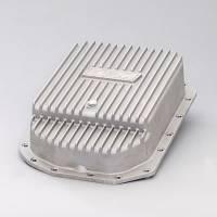 Trans-Dapt Performance - Trans-Dapt Chrome Transmission Pan - TH700R4/4L60E Finned - Image 2