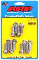 ARP - ARP Stainless Steel Header Bolt Kit - 3/8 x .875 UHL (12) - Image 1