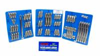 Engine Bolts & Fasteners - Engine Fastener Kits - ARP - ARP GM LS Stainless Steel Complete Engine Fastener Kit - 12 Point
